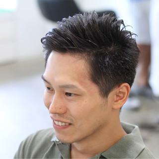坊主 刈り上げ ボーイッシュ モテ髪 ヘアスタイルや髪型の写真・画像