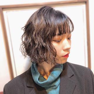 ボブ ボブ  ミニボブ ヘアスタイルや髪型の写真・画像 ヘアスタイルや髪型の写真・画像
