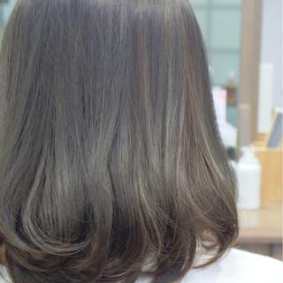 ナチュラル 女子会 秋 透明感 ヘアスタイルや髪型の写真・画像