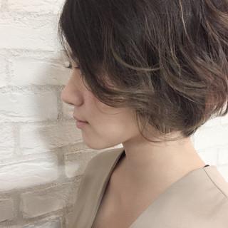 吉田香澄さんのヘアスナップ