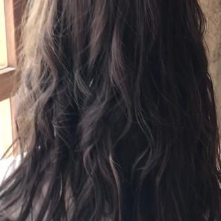エレガント アッシュ 上品 アッシュグレージュ ヘアスタイルや髪型の写真・画像