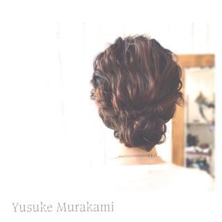 二次会 結婚式 フィッシュボーン 大人かわいい ヘアスタイルや髪型の写真・画像 ヘアスタイルや髪型の写真・画像