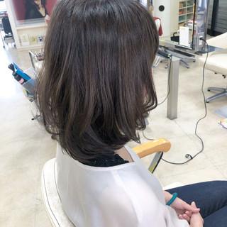 グラデーションカラー ダメージレス ナチュラル 簡単ヘアアレンジ ヘアスタイルや髪型の写真・画像