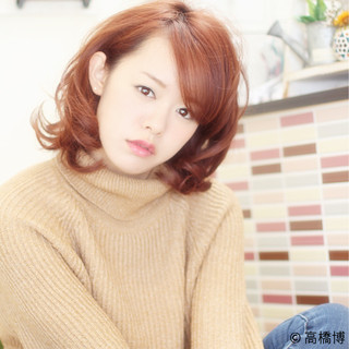 モテ髪 大人女子 艶髪 ベージュ ヘアスタイルや髪型の写真・画像