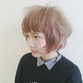 ストリート 外国人風 モテ髪 グラデーションカラー ヘアスタイルや髪型の写真・画像