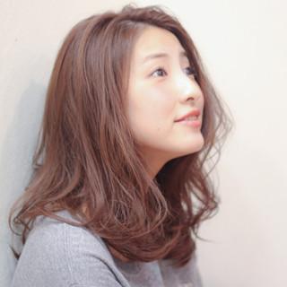 色気 ナチュラル かわいい ピュア ヘアスタイルや髪型の写真・画像