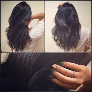 大人かわいい イルミナカラー 外国人風 ナチュラル ヘアスタイルや髪型の写真・画像 ヘアスタイルや髪型の写真・画像