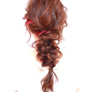 ミディアム 簡単ヘアアレンジ ふわふわヘアアレンジ ナチュラル ヘアスタイルや髪型の写真・画像