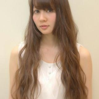 冬 ヘアアレンジ 大人かわいい ロング ヘアスタイルや髪型の写真・画像 ヘアスタイルや髪型の写真・画像