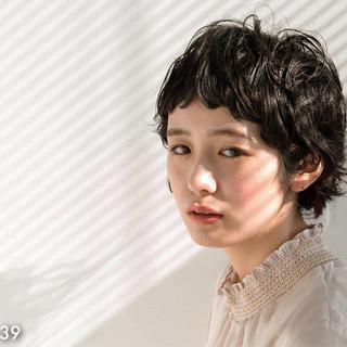 ガーリー 簡単 大人かわいい パーマ ヘアスタイルや髪型の写真・画像