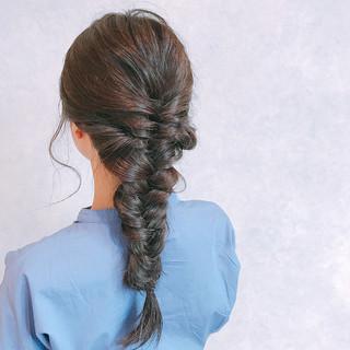 ロングさんにやってほしい♡まとめ髪やお団子などの多種多様ヘアアレンジ15選