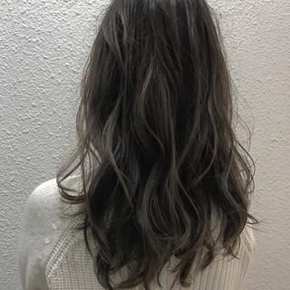 ナチュラル 透明感 秋 外国人風 ヘアスタイルや髪型の写真・画像