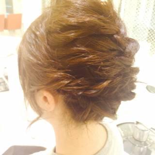 ルーズ ショート アップスタイル ナチュラル ヘアスタイルや髪型の写真・画像 ヘアスタイルや髪型の写真・画像