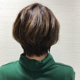 かっこいい 外国人風 こなれ感 ショート ヘアスタイルや髪型の写真・画像