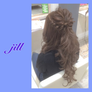 エクステ ねじり ロング 簡単ヘアアレンジ ヘアスタイルや髪型の写真・画像 ヘアスタイルや髪型の写真・画像