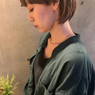 ショート ショートボブ ベリーショート ショートヘア ヘアスタイルや髪型の写真・画像
