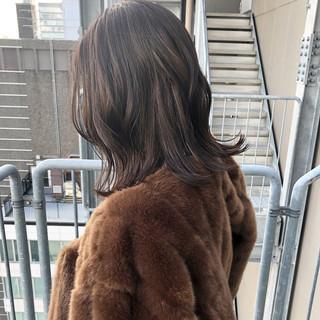 アンニュイほつれヘア ナチュラル可愛い ゆるナチュラル ヌーディーベージュ ヘアスタイルや髪型の写真・画像