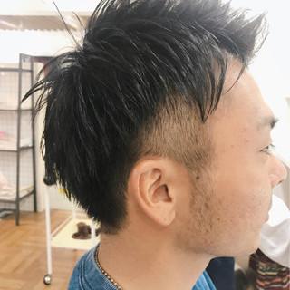 ボーイッシュ メンズ 坊主 ナチュラル ヘアスタイルや髪型の写真・画像 ヘアスタイルや髪型の写真・画像