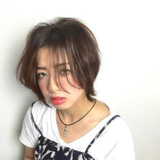 アッシュグレージュ アッシュ グレージュ 外国人風カラー ヘアスタイルや髪型の写真・画像