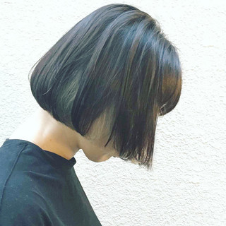 黒髪 外国人風 ストリート インナーカラー ヘアスタイルや髪型の写真・画像