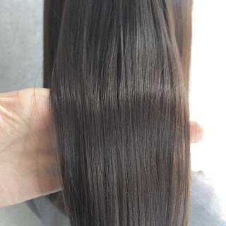 ミディアム セミロング ストリート ニュアンス ヘアスタイルや髪型の写真・画像