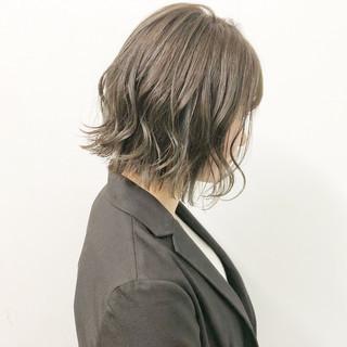 ボブ デート ナチュラル スポーツ ヘアスタイルや髪型の写真・画像 ヘアスタイルや髪型の写真・画像