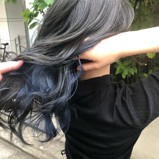 アンニュイ ハイライト ナチュラル グラデーションカラー ヘアスタイルや髪型の写真・画像 ヘアスタイルや髪型の写真・画像