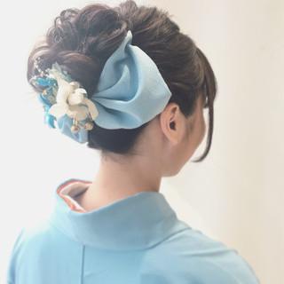 和服 ヘアアレンジ 和装 着物 ヘアスタイルや髪型の写真・画像 ヘアスタイルや髪型の写真・画像