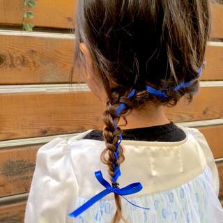 ヘアアクセ 簡単ヘアアレンジ ヘアアレンジ フェミニン ヘアスタイルや髪型の写真・画像