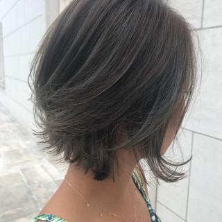 外国人風 外ハネ 女子力 ナチュラル ヘアスタイルや髪型の写真・画像