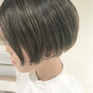 色気 パーマ ブリーチ ナチュラル ヘアスタイルや髪型の写真・画像