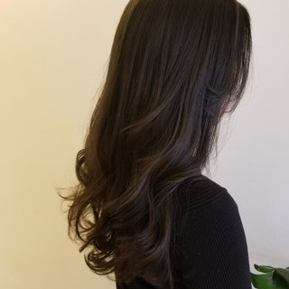 TOKIOトリートメント 極細ハイライト モード 髪質改善 ヘアスタイルや髪型の写真・画像