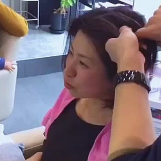 フェミニン ヘアアレンジ 編み込み ルーズ ヘアスタイルや髪型の写真・画像