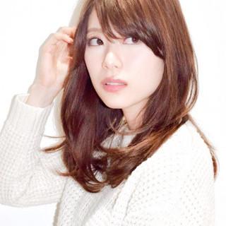 かわいい フェミニン 色気 大人女子 ヘアスタイルや髪型の写真・画像