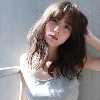 ピュア ナチュラル 外国人風 パーマ ヘアスタイルや髪型の写真・画像