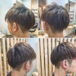 メンズカット メンズ スポーツ メンズヘア ヘアスタイルや髪型の写真・画像