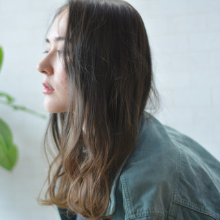 インナーカラー 髪質改善 美髪 髪質改善トリートメント ヘアスタイルや髪型の写真・画像