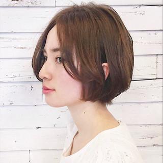アンニュイ オフィス ナチュラル スポーツ ヘアスタイルや髪型の写真・画像
