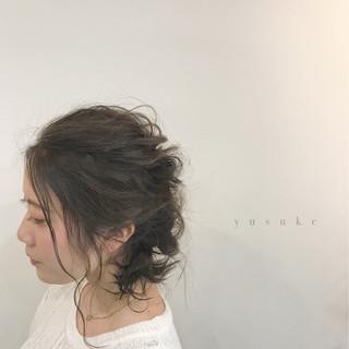ヘアアレンジ 結婚式 簡単ヘアアレンジ 成人式 ヘアスタイルや髪型の写真・画像