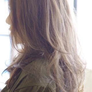 こなれ感 ナチュラル ロング 小顔 ヘアスタイルや髪型の写真・画像