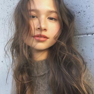 ゆるふわ 謝恩会 アンニュイ ガーリー ヘアスタイルや髪型の写真・画像