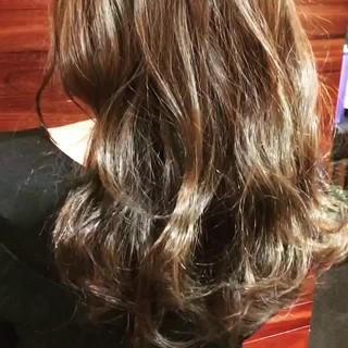 デート ヌーディーベージュ ベージュ モテ髪 ヘアスタイルや髪型の写真・画像