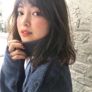 中島 潮里 / LOAVEさんのヘアスナップ