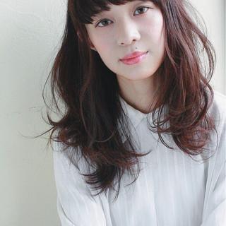アンニュイ ゆるふわ デート 大人かわいい ヘアスタイルや髪型の写真・画像