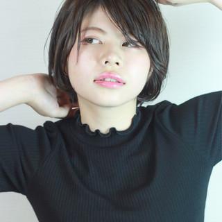 大人かわいい 夏 ナチュラル 清楚 ヘアスタイルや髪型の写真・画像