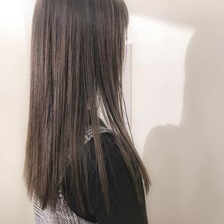 大人かわいい リラックス ハイライト ナチュラル ヘアスタイルや髪型の写真・画像