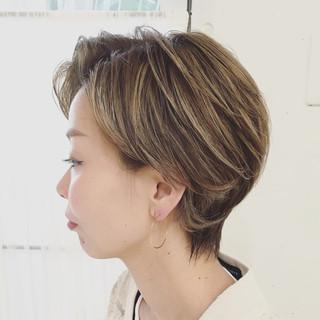 外国人風 外国人風カラー 前髪あり サイドアップ ヘアスタイルや髪型の写真・画像