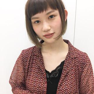 今泉孝記さんのヘアスナップ