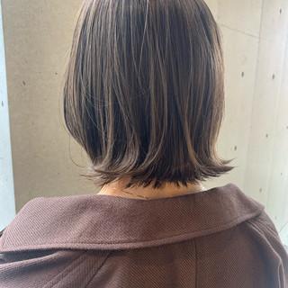 モテボブ ショートボブ 外ハネボブ ミニボブ ヘアスタイルや髪型の写真・画像