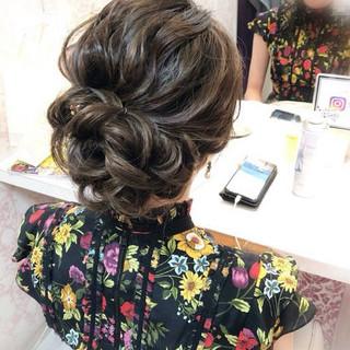 デート ヘアアレンジ ナチュラル ロング ヘアスタイルや髪型の写真・画像 ヘアスタイルや髪型の写真・画像